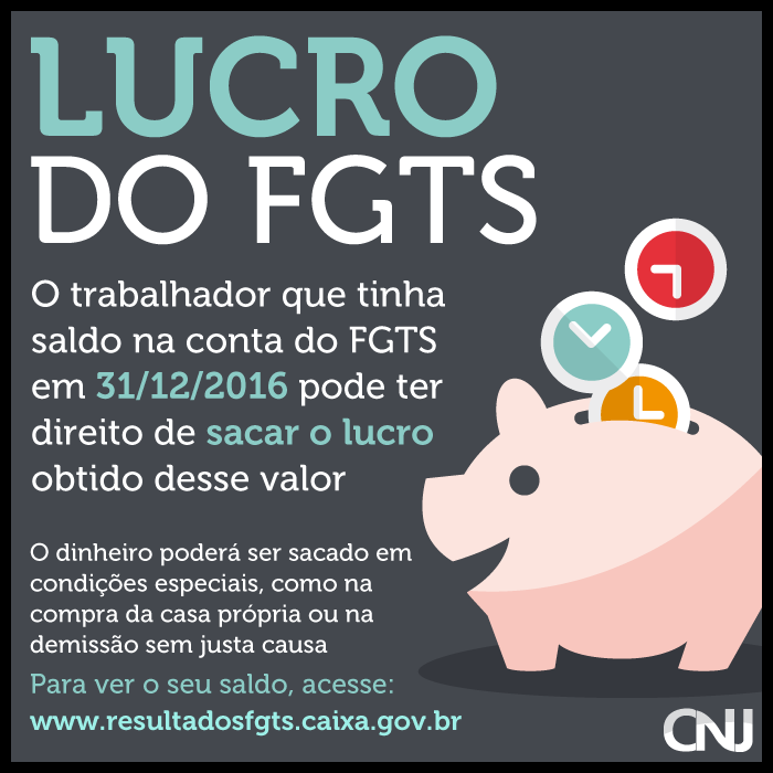 LUCRO DO FGTS