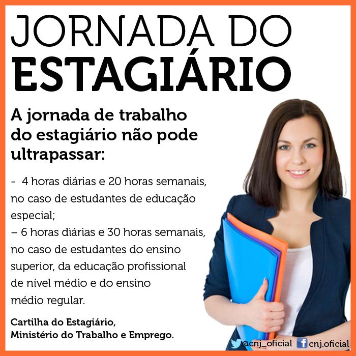 JORNADA DO ESTAGIÁRIO