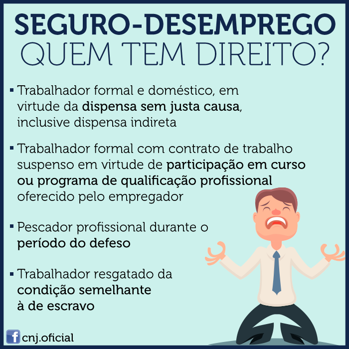 SEGURO-DESEMPREGO