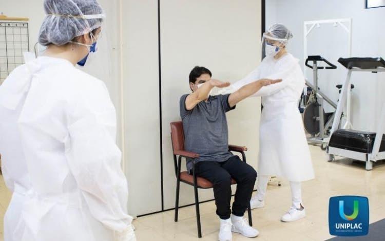 Pacientes recuperados da Covid-19 em Lages podem fazer fisioterapia de graça