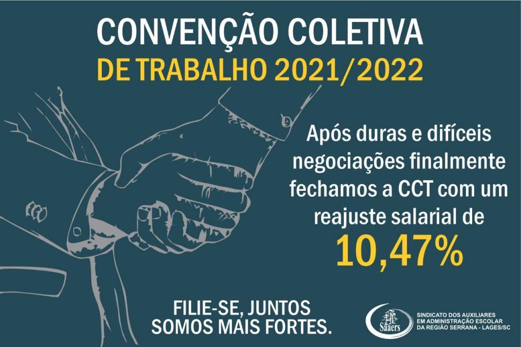 Reajuste 2021/2022